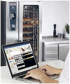 Rational's SelfCooking Center® 5Senses Kitchen Management System