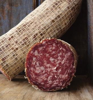 Red Wine & Pepper Infused Salami | Sopressa Milano