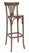 B Seated Globals Stools - Bentwood Bar Stool