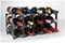 CellarStak Wine Rack | 15 Bottle Black