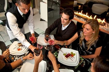 How to ensure restaurant guests leave satisfied