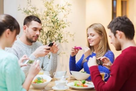 Smartphones & smarter kitchens: the future of foodservice