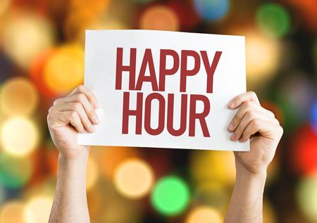 How to make a happy hour more successful for your bar