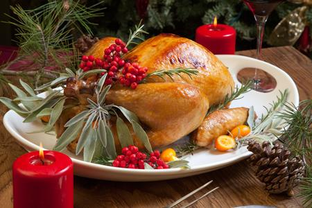 Food safety tips for the holiday period - don't wash the turkey