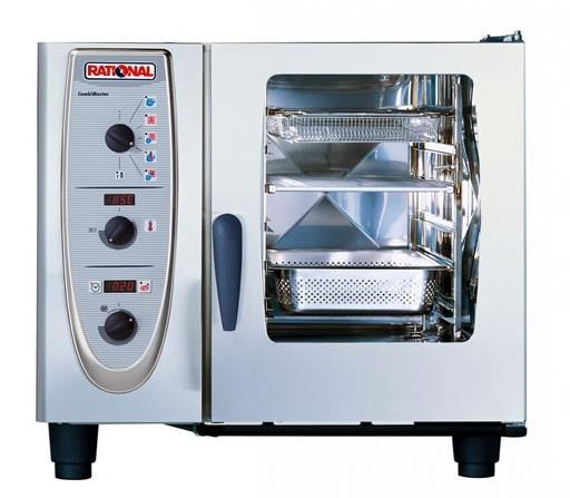 Rational Commercial Combi Oven   CombiMaster® Plus