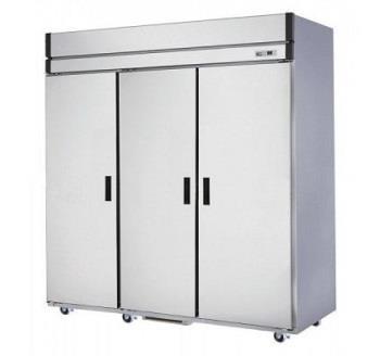 Upright Solid Door S/S Chiller | Streamline 3URS-CH-3SD