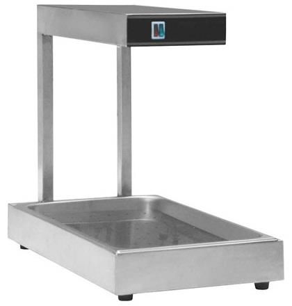 S/S Chip Warmer   DH-310