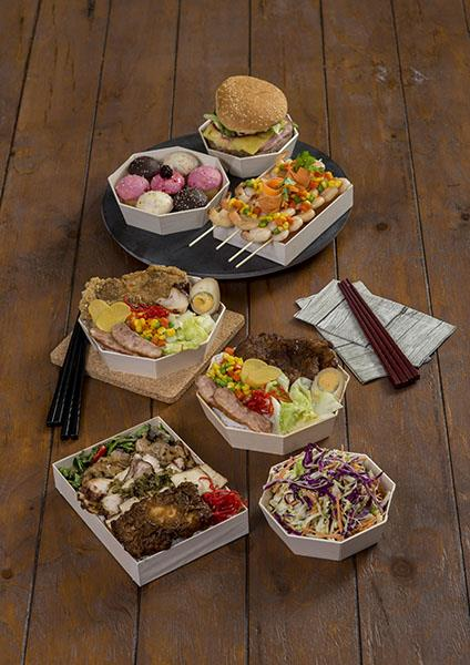Fine Food Packaging   Falca'tainer